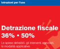 Guida ANGAISA alla Detrazione fiscale 36% * 50% – Edizione 2013