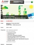 11/06/2013 Evento MITSUBISHI ELECTRIC a Baronissi