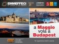 BUDAPEST 15 – 18 MAGGIO 2014: pronti per partire.