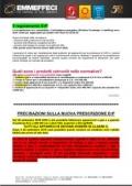 CONSEGUENZE DI MERCATO DEL NUOVO REGOLAMENTO ERP
