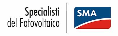 Logo SMA Specialisti del Fotovoltaico